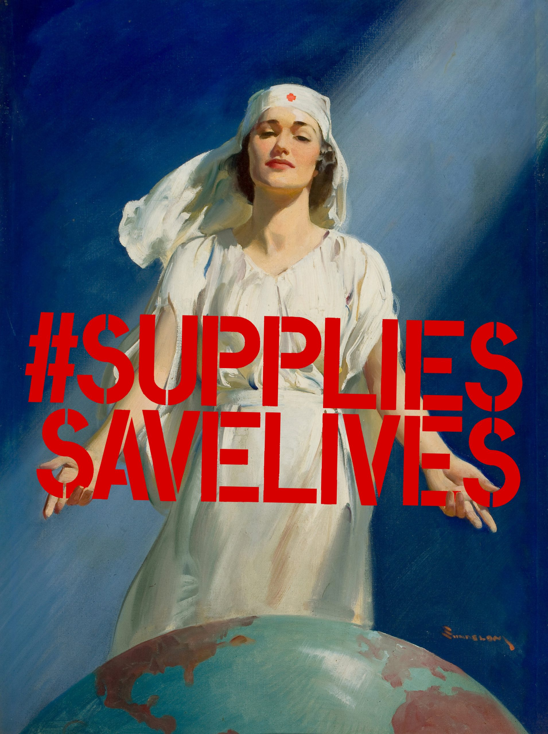 #SUPPLIESSAVELIVES