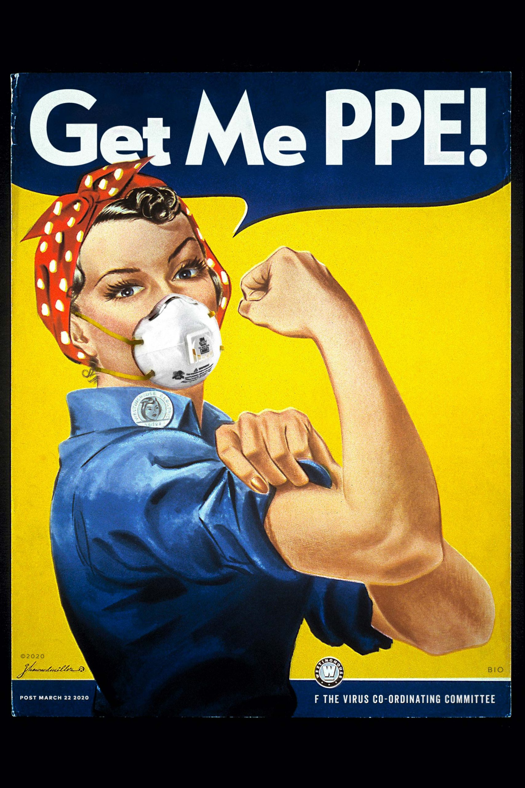 Get Me PPE!