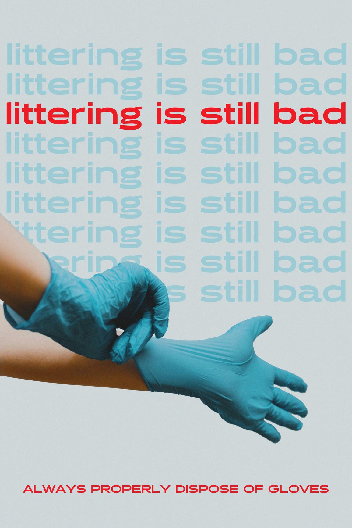 Littering is Still Bad