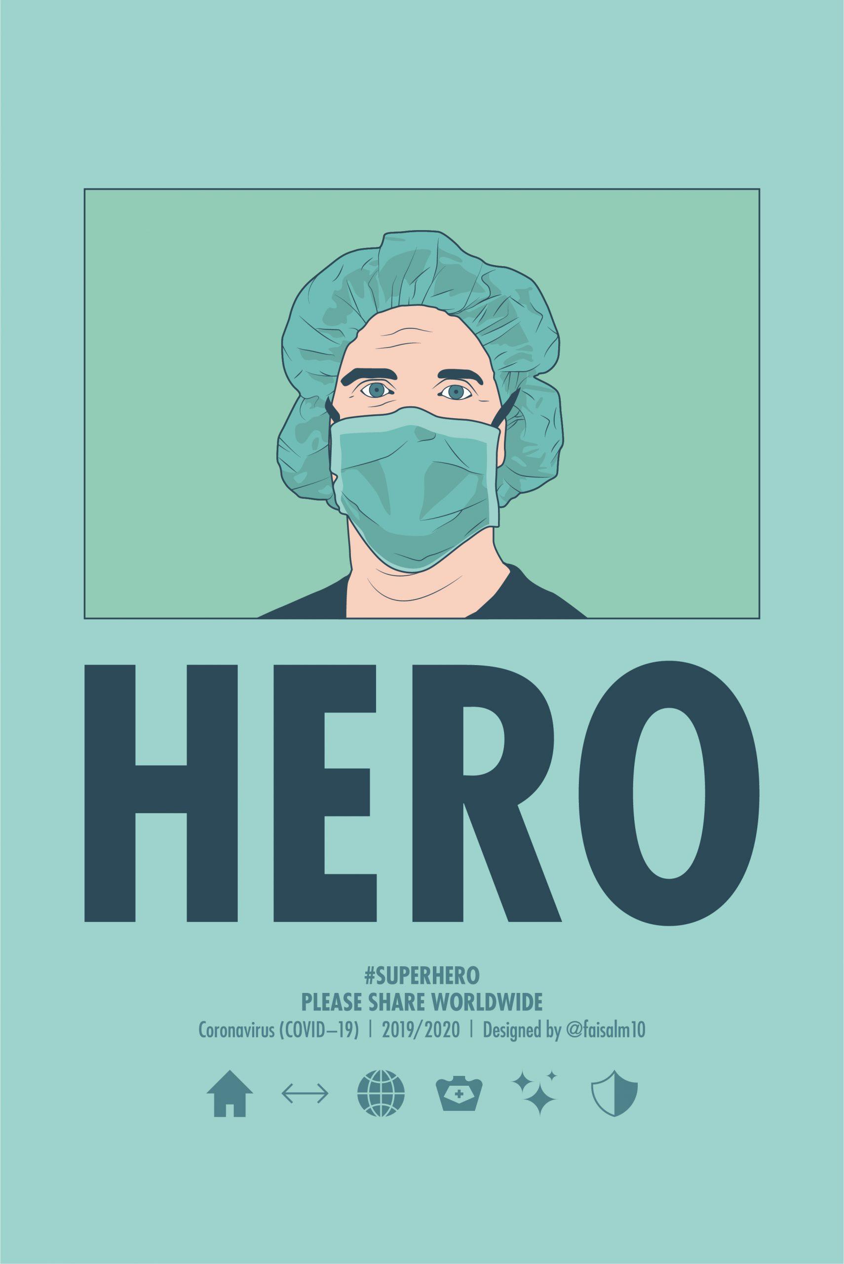 COVID-19 Awareness Series (Hero)