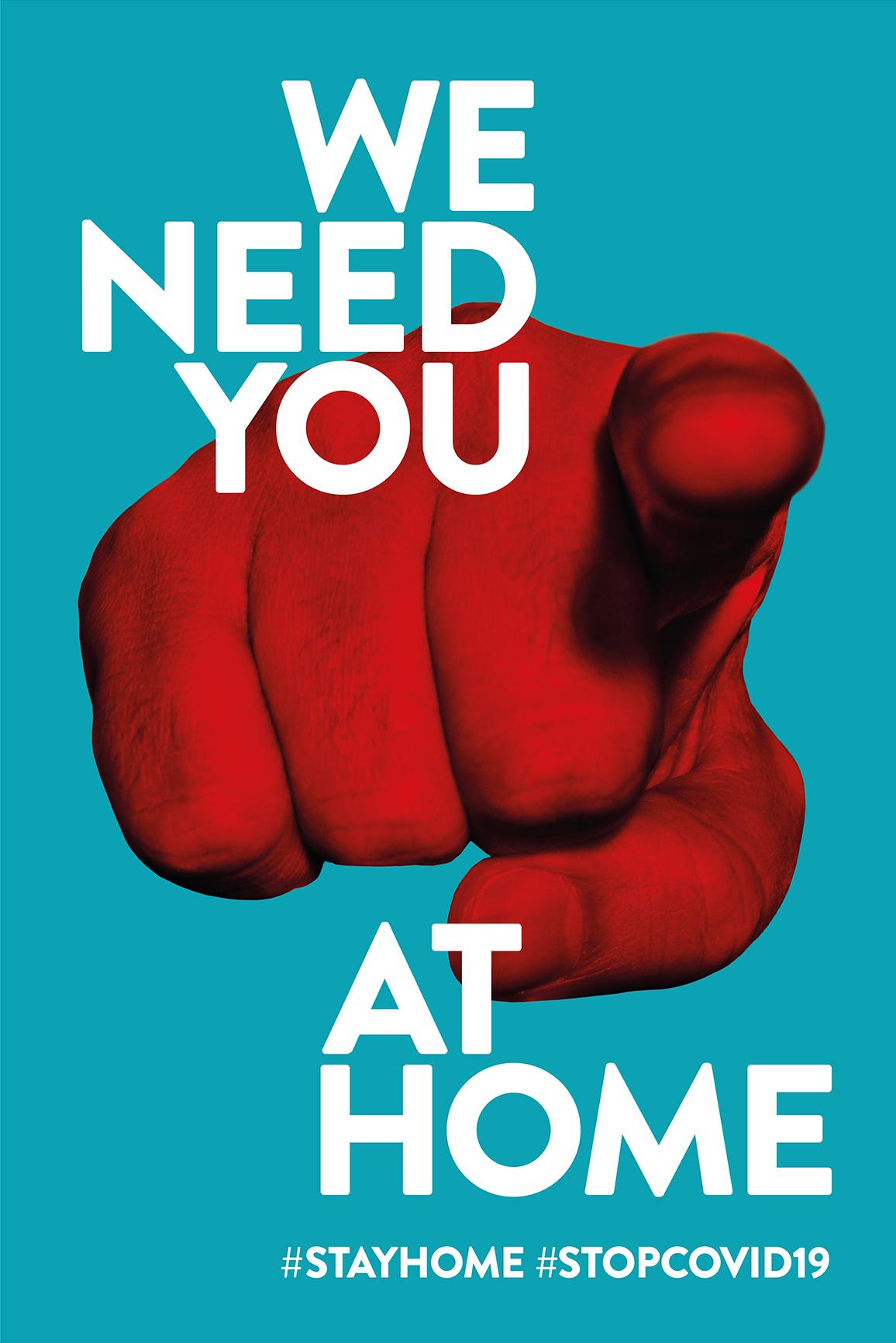 We need you at home