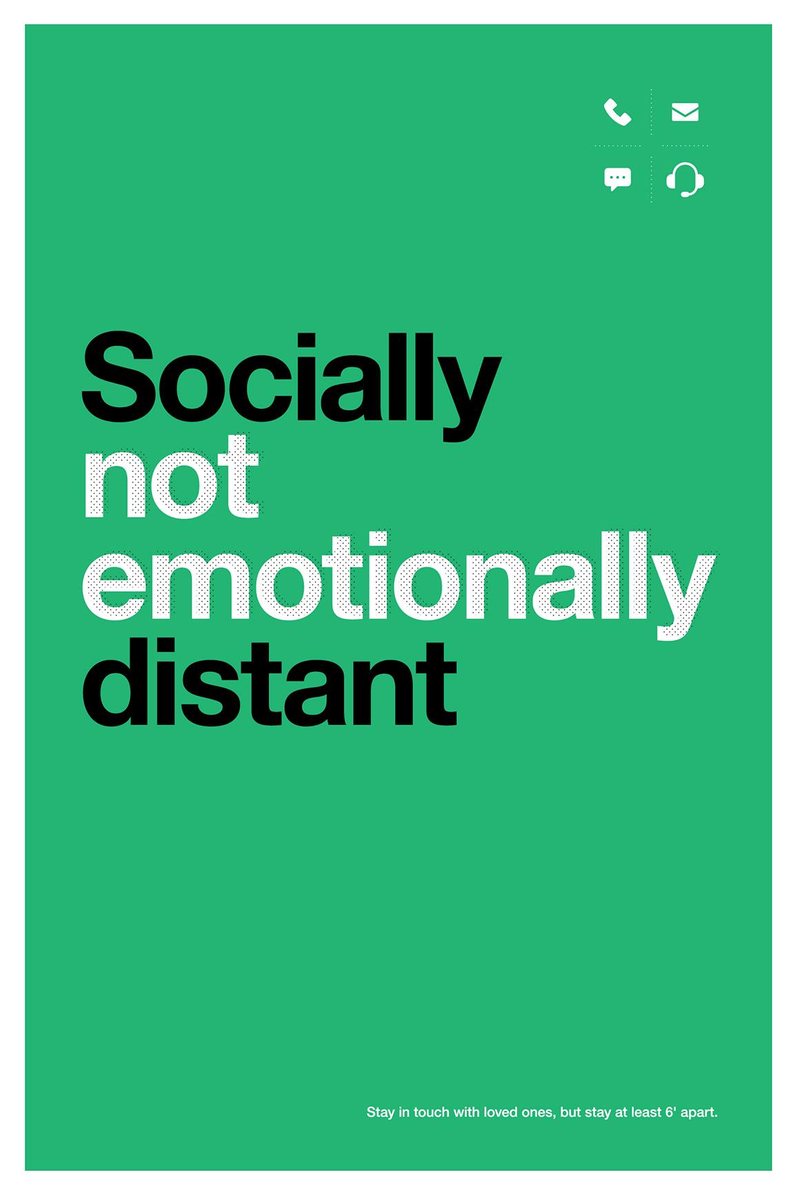 It's Social, Not Emotional.