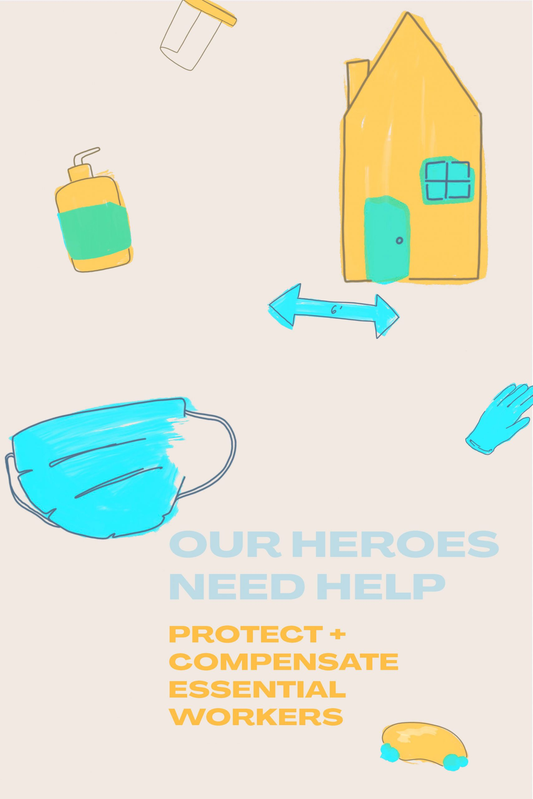 Our Heroes Need Help