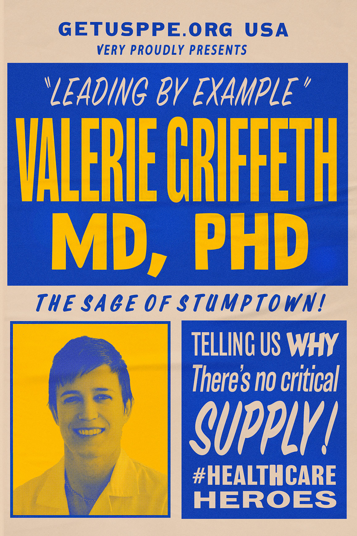 Dr. Valerie Griffeth, MD PHD