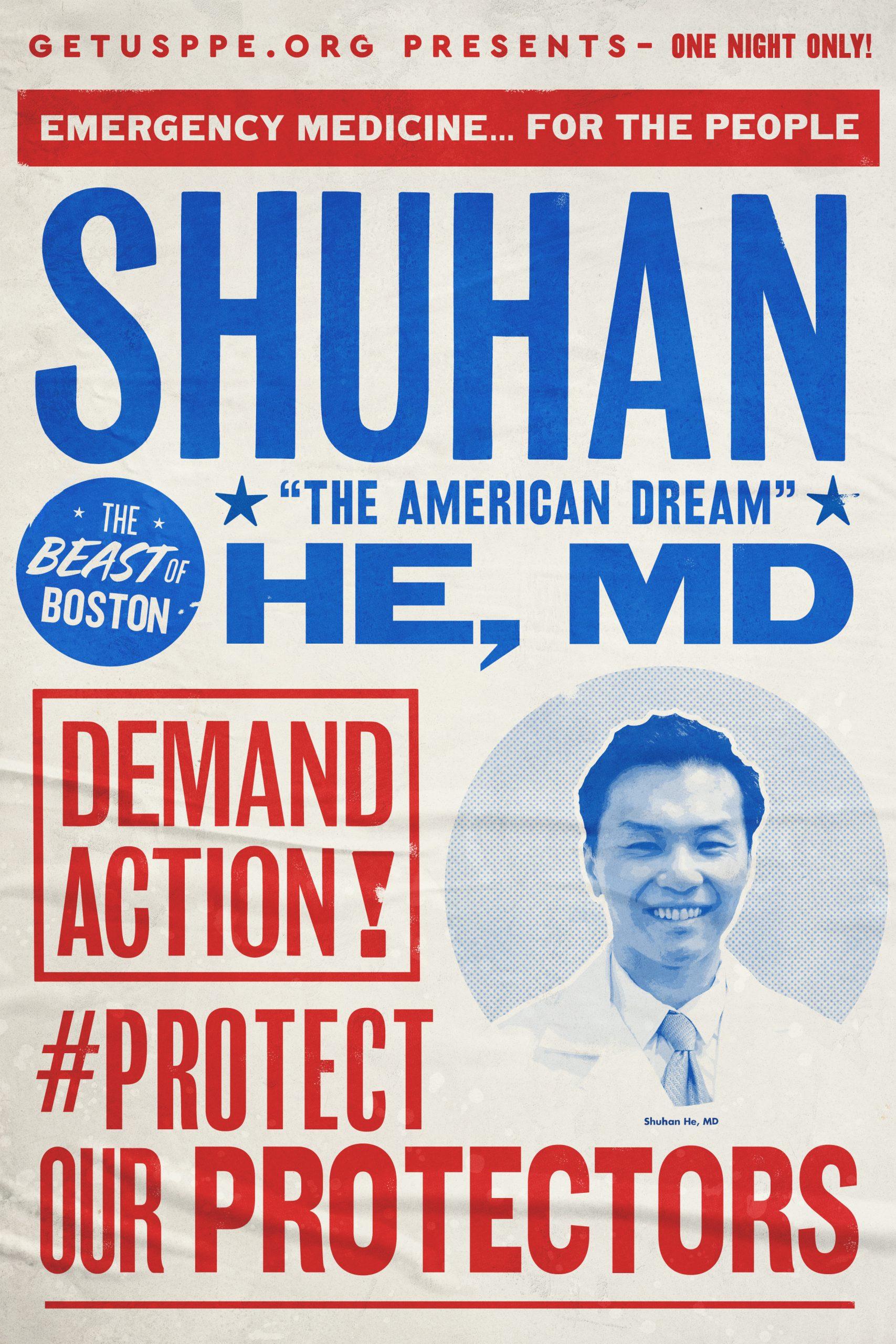 Dr. Shuhan He, MD