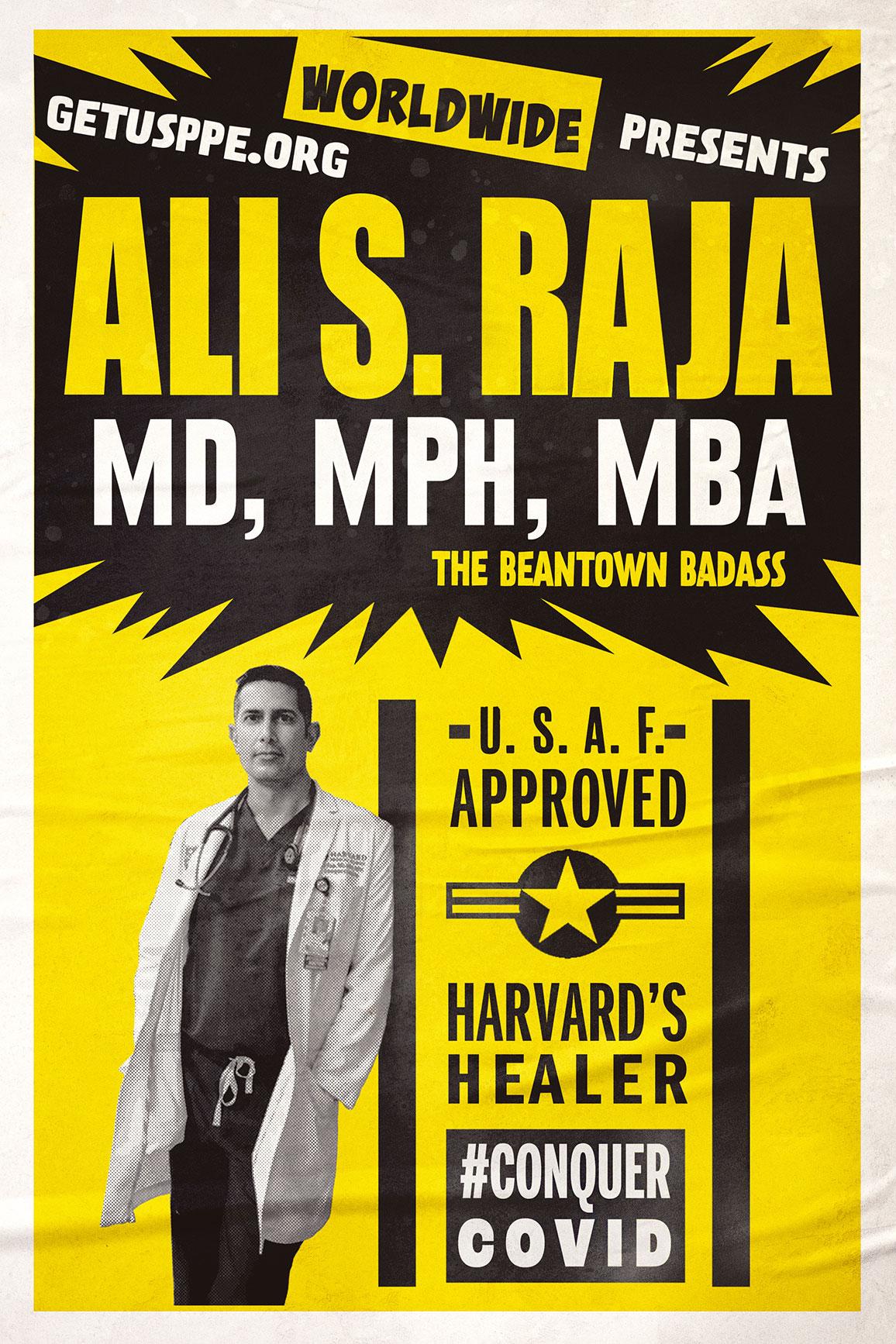 Dr. Ali S. Raja, MD MPH MBA