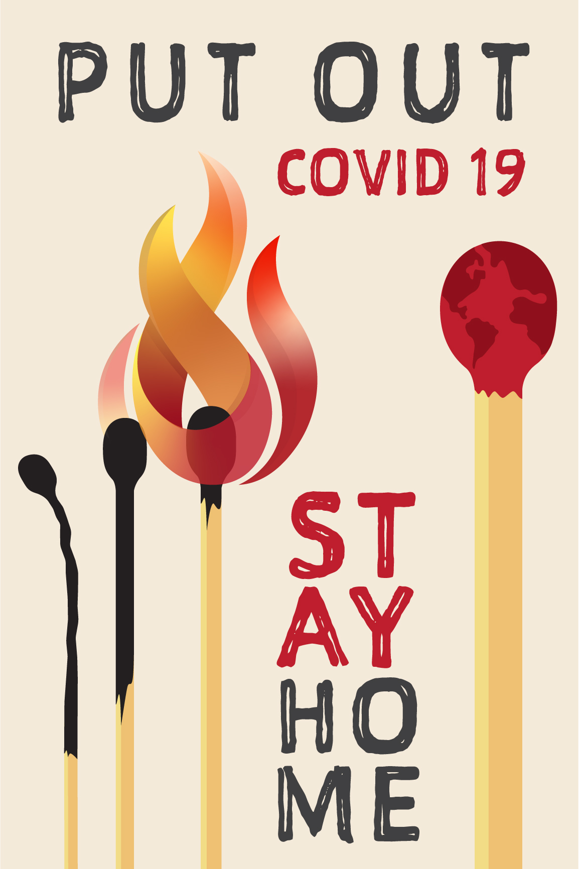 Put Out Covid 19