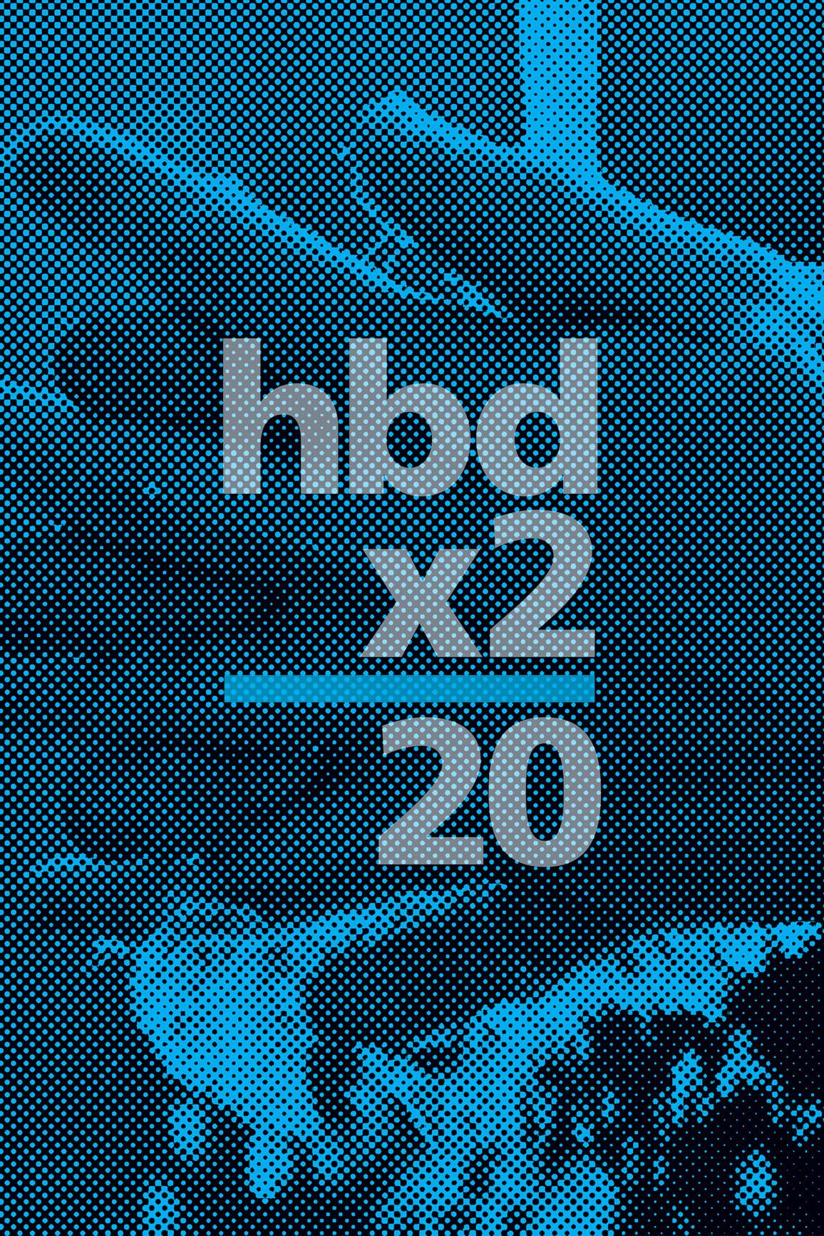 hbdx2=20