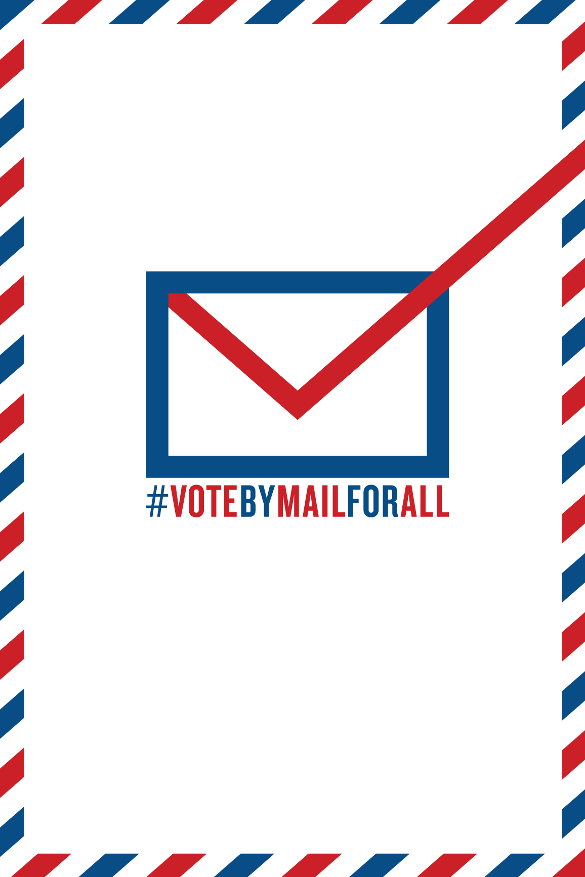 Vote By Mail For All