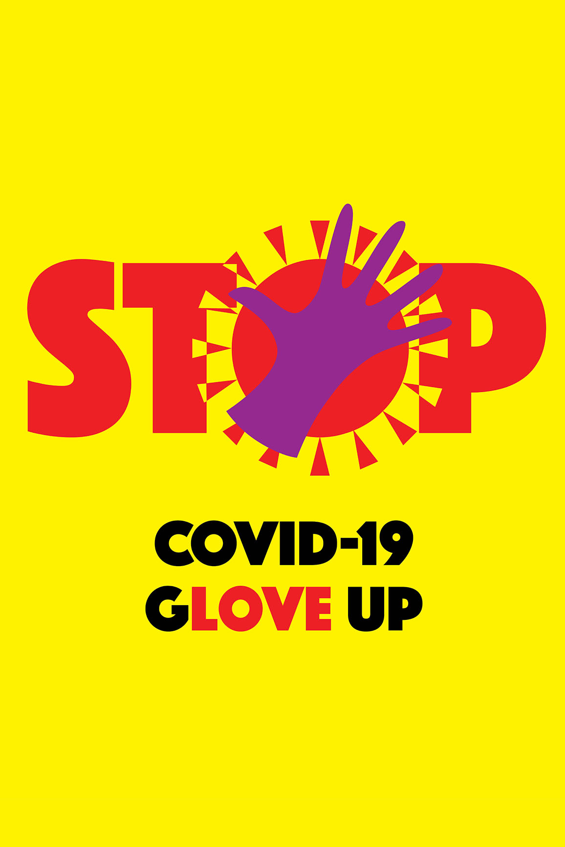 Stop COVID-19: Glove Up